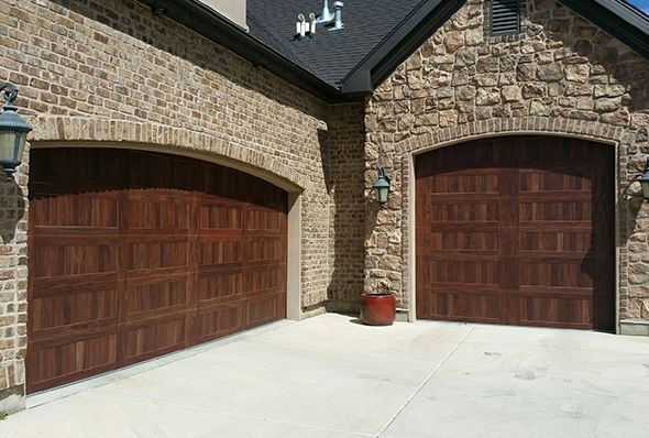 We can install a high-quality garage door for you.