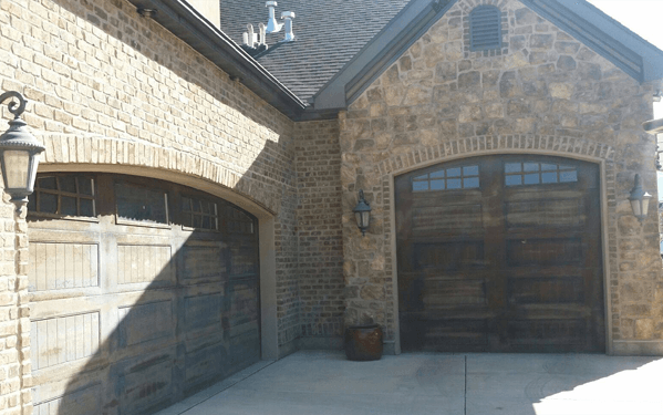 Residential garage door repair in Herriman, UT
