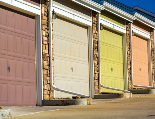 Factors in Garage Door Color Choice