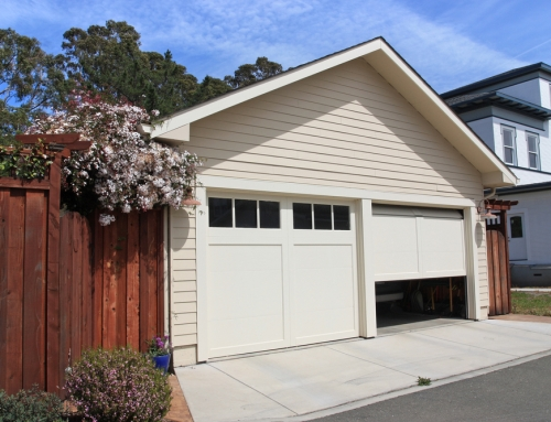 Causes and Possible Solutions for Garage Door Bowing